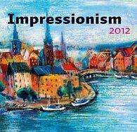 Impressionism 2012 - nástěnný kalendář