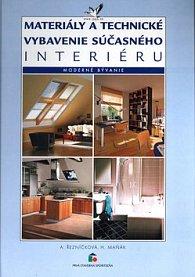 Materiály a technické vybavenie súčasného interiéru