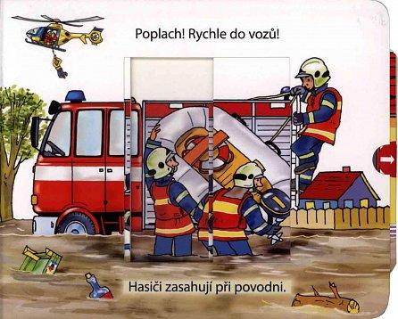 Náhled U hasičů - Zatáhni a otevři okénko