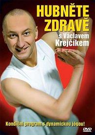 Hubněte zdravě s Václavem Krejčíkem - Kondiční program s dynamickou jógou - DVD