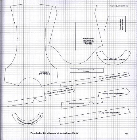 Náhled Pohodlné a šik - Snadné šití modelů