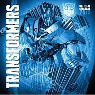 Kalendář 2015 - Transformers 4 Movie (305x305)