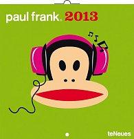 Kalendář 2013 poznámkový - Paul Frank, 30 x 60 cm