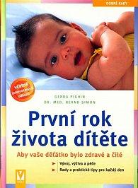 První rok života dítěte - Aby vaše děťátko bylo zdravé a čilé