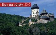 Tipy na výlety 2010 - stolní kalendář