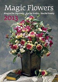 Kalendář nástěnný 2013 - Magic Flowers