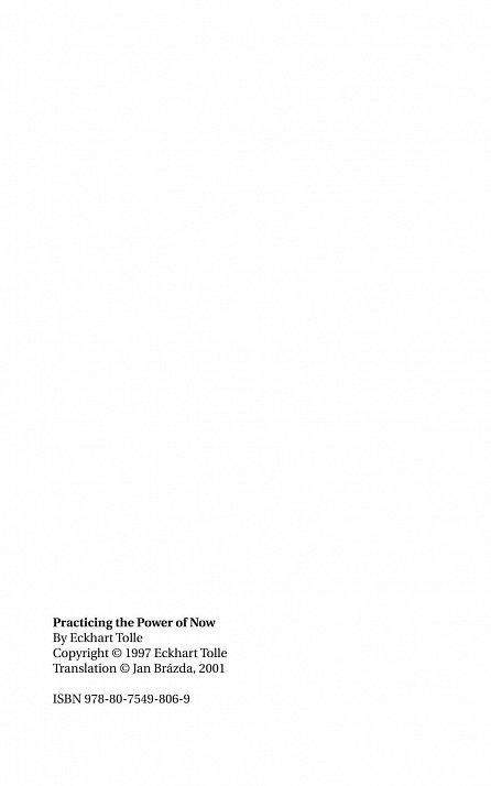 Náhled Moc přítomného okamžiku – pracovní kniha
