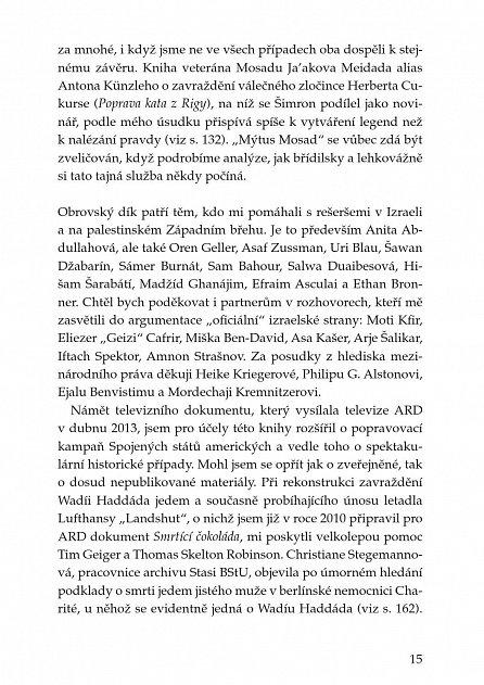 Náhled Povolení zabíjet - Vraždící komanda Mosadu a ostatních tajných služeb