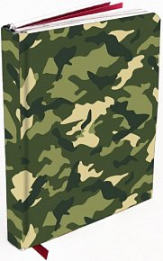 Zápisník Flame Tree Camouflage malý