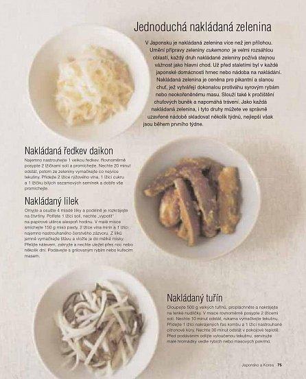 Náhled Asijská kuchyně v kostce