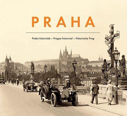 Náhled Praha historická