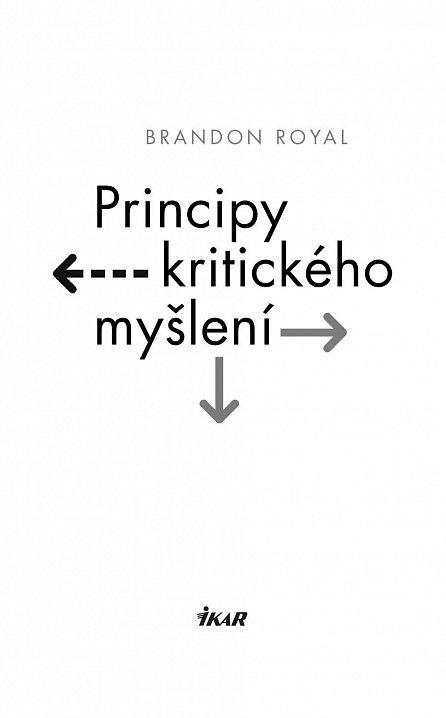Náhled Principy kritického myšlení