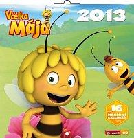 Kalendář 2013 poznámkový - Včelka Mája, 30 x 60 cm