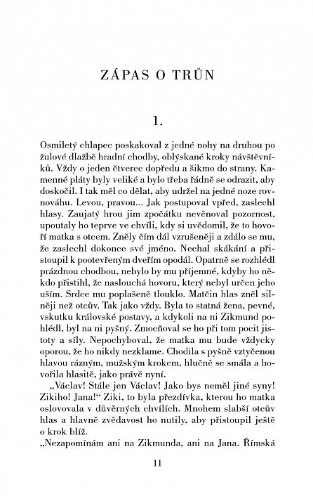 Náhled Král a císař - Příběh dlouhého panování Zikmunda Lucemburského