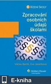 Zpracování osobních údajů školami (E-KNIHA)