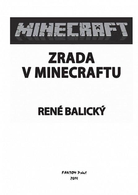 Náhled Zrada v Minecraftu