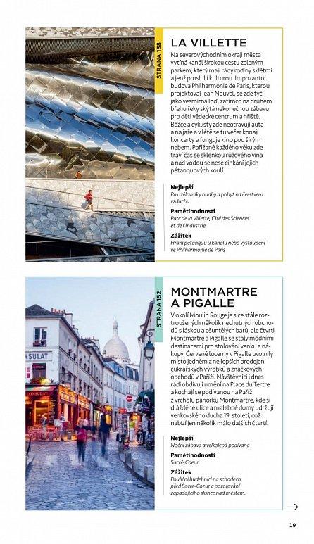 Náhled Paříž - Společník cestovatele