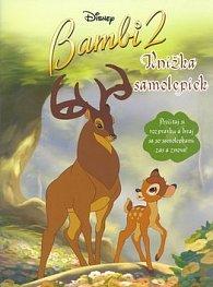 Bambi 2 Knížka samolepiek