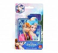 Školní guma puzzle Ledové království