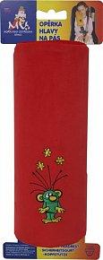 Rákosníček - červená opěrka na pás