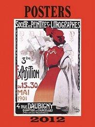 Kalendář nástěnný 2012 - Plakáty, 48 x 64 cm