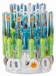 Krtek - Stojánek se svítícími tužkami 24 ks