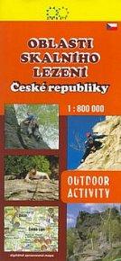 Oblasti skalního lezení ČR