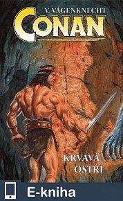 Conan - krvavá ostří (E-KNIHA)