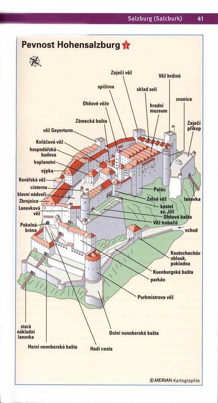 Náhled Merian - Salcburk a Salcbursko