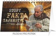 Kalendář 2015 - Stopy, fakta, tajemství se Stanislavem Motlem - stolní
