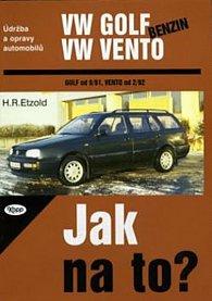 VW Golf/Vento - benzín - Jak na to? 19 - nové