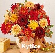 Kytice 2012 - nástěnný kalendář