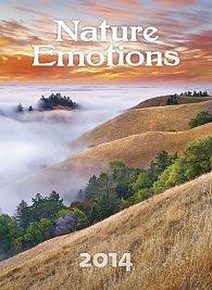 Kalendář 2014 - Nature Emotions - nástěnný