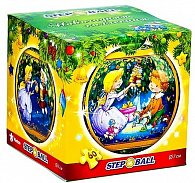 Louskáček - Plastic Puzzle Koule 60 Vánoční kolekce