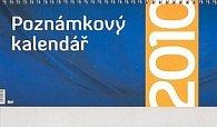 Poznámkový kalendář 2010 - stolní kalendář