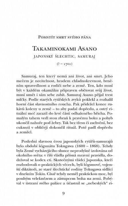 Náhled Sebevraždy slavných - 4. vydání