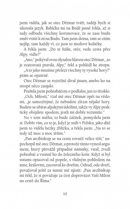 Náhled Můj muž král Karel IV. - Z deníku královny Anny Svídnické