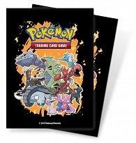Pokémon: 50 obalů na karty