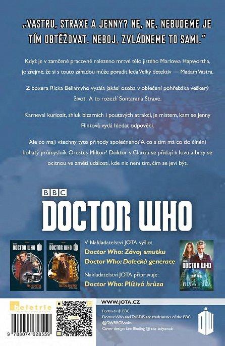 Náhled Doctor Who: Silueta