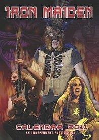 Kalendář 2011 - Iron Maiden (29,7x42) nástěnný
