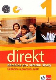 Direkt 1 – Němčina pro SŠ - Učebnice a pracovní sešit