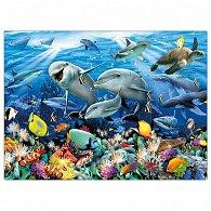 Puzzle 6000 dílků Pod vodou