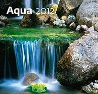 Kalendář nástěnný 2012 - Aqua