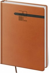 Diář 2015 - OREGON kapesní týdenní - oranžová