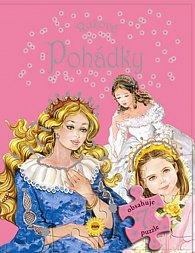 7x puzzle - Růžové pohádky - Princezny