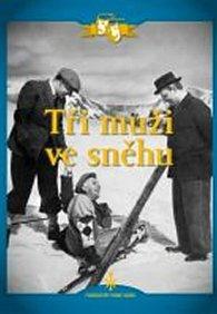 Tři muži ve sněhu - DVD digipack