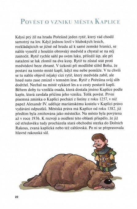 Náhled Novohradsko a Doudlebsko - Příběhy z jižních Čech