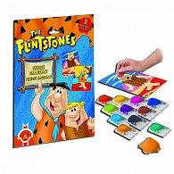 Pískové omalovánky - The Flintstones