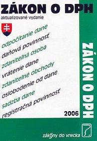 Zákon o DPH 2006