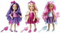 Barbie malá dlouhovláska